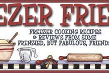 Freezer Meal / by Jody Mcallister