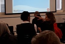 """RIBA London CPD Roadshow- 27th April 2017 / Approximately 75 architects attended our seminar session on Flatglass rooflights at the RIBA London CPD Roadshow.  """"It was great to present our CPD to a large, attentive audience that posed some insightful questions"""" - Steve Vowles, Flatglass Commercial Manager Would you like to book a CPD seminar with us? Read here for more info... https://www.roofglaze.co.uk/rooflight-cpd/"""