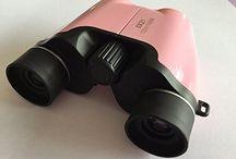 Perfect Compact Folding Ladies Binoculars