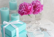 Bridal Shower/Theme=Tiffany Blue= / Serendipityの手がけるブライダルシャワー ティファニーブルーデコレーション