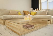 Furniture / Iconic, modular and all kinds of furniture