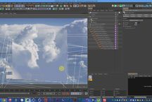 Sweet -  Cinema4D Clouds