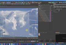 Sweet -  Cinema4D Clouds
