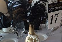 Gatsby Style Xmas Party