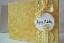 Cards/Birthday / Birthday cards