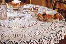 A beautiful doily