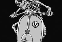 Vespa/bobbers