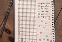 Idees xules bullet journal ️