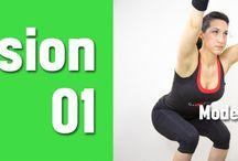 Categoria FUSION / Combineremo esercizi delle diverse categorie (tone, burn, g.a.g. e fit-stretch)