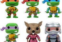 Funko   figure characters / We also produced Funko Figure characters