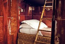 Trains Around the World / Travel aboard some of the most luxurious trains around the world.