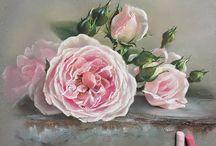 rózsakép