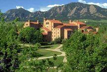 CU-Boulder / University of Colorado at Boulder