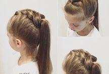 Kid hair styles