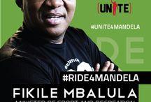 #Unite4Mandela / Content Created for the #UNITE4MANDELA campaign for @OnPointPR_SA