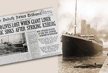 Titanic / by Kristen Collins