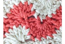 Crochet - patterns, motifs, ideas, tips .... etc.