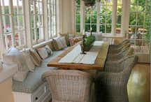Conservatory Ideas / Conservatory Ideas