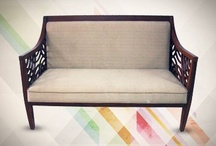 Wooden Wonders - SOFAS / from 'FORMS' Nagpur