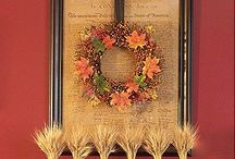 Fall decor / by Becky Korn Allen