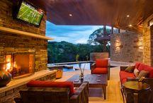 Tv a teraszon / Közeledik a foci VB, te hol fogod nézni a haverokkal? Vidd ki a fedett teraszodra tv-t, hívd át a haverokat, olcsóbb sör és grillezhettek is :)