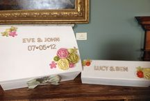 Lilly Dilly's Gifts / Handmade bespoke luxury wedding gifts x