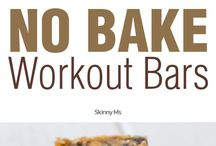Energy Bars and Bites