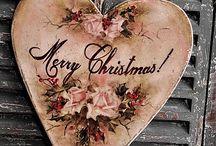 Decoupage - Boże Narodzenie