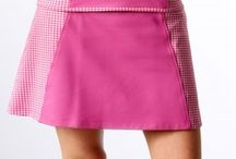 Valentine's Day Golf Style / Everything is coming up PINK this Valentines Day / by Kelly Daugherty