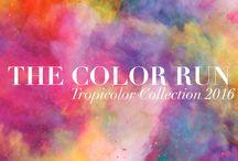 The Color Run Tropicolor Tour 2016