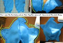 Diy cute plush