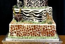 Tygrovaný dort