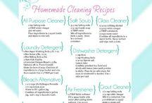 Συνταγές καθαρισμού