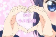 Satonaka Chie 里中チエ / My third Waifu (*´ω`*) チエちゃんはとても可愛いですよ。