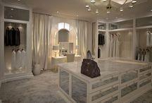 closets, laundry & pantry / by Iraida Oliva