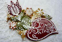 Gingerbread decoration ideas