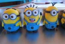 festa do minion / by Leila Marconcini