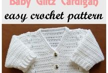 CROCHET | baby clothes