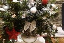 Vánoční svicen