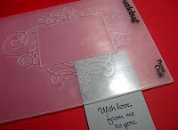 cards Embossing folders / by Julie Robinson