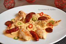 poulet escalope