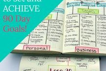 goals journal ideas