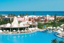 Tunezja / Tunisia - Wyspa Djerba / Djerba Island / Znajdziesz tu najpopularniejsze oraz najlepsze hotele w Tunezji na Djerbie polecane przez Travelzone.pl. The most popular hotels in Tunisia, on Djerba Island.