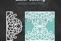 Laser Cut Card - Shutterstock - Kamimiart