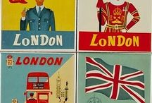 Vintage Travel Posters / by Joseph Cook