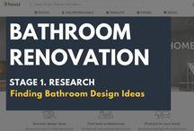 5 Stage Renovation Process - Bathroom / 0