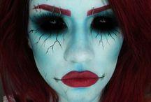 Halloween / idées maquillage et déco