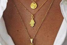 Smykker, ringer, øredobber & co