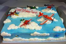 Cake - Plane