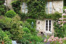 Jardins e Fachadas